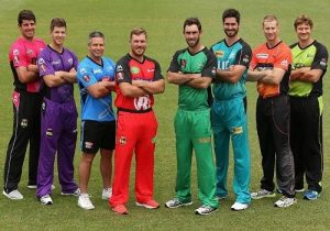 Big Bash League Teams Players List