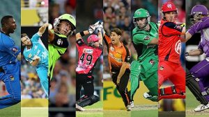 Big Bash League Points Table